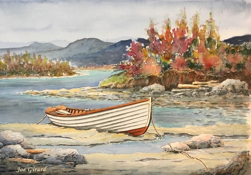 Joe.Row Boat