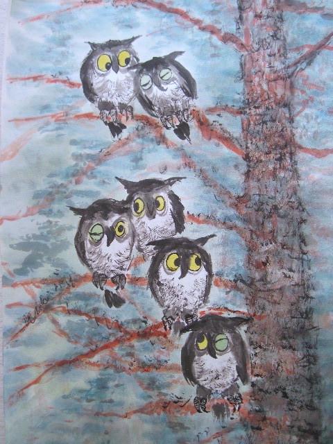 Barb Mekelburg Owls