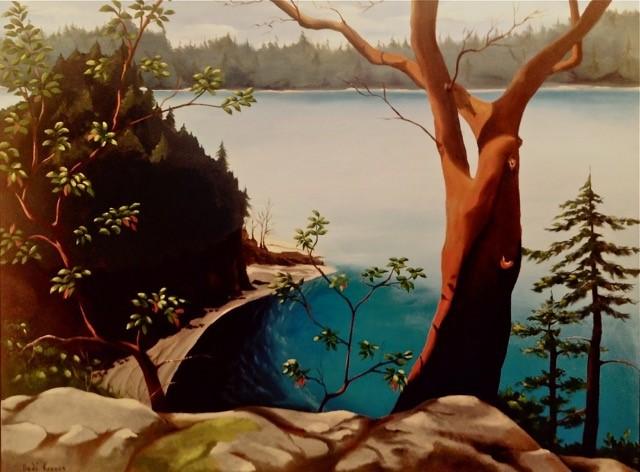 KOVACS Hedi S'teyes: Poet's Cove
